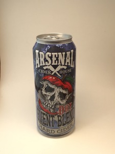 **LOCAL** Arsenal Cider House - Dry (16oz Can)